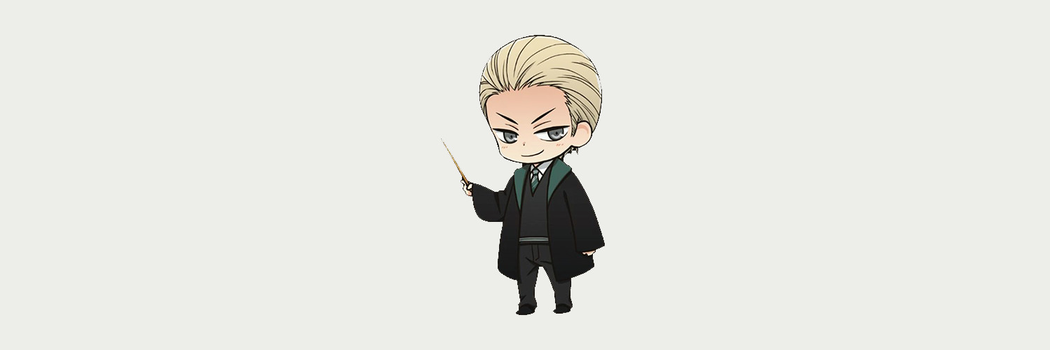 draco malfoy, harry potter, and header image