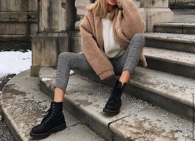 aesthetics, black, and outfits image