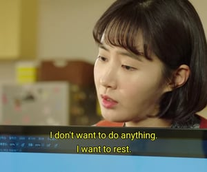 captions, kwon yuri, and relatable image
