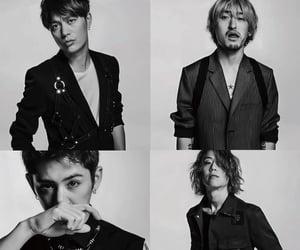 black & white, Yamashita, and one ok rock image