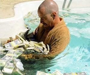money, breaking bad, and walter white image