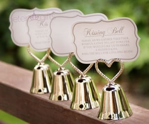 bride, groom, and party gifts image