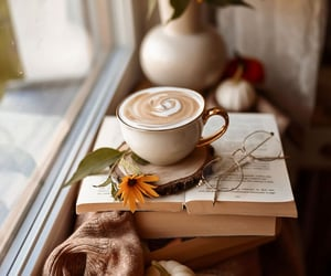 beverage, books, and drink image