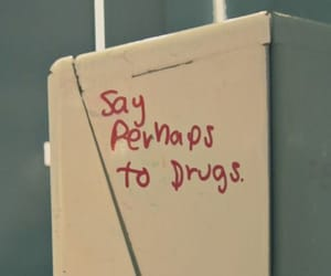 drugs and perhaps image