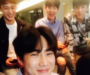 Chen, baek, and exo image