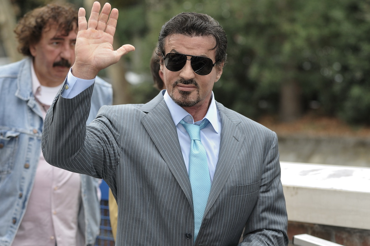 article, sylvester stallone, and movies image