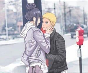 anime, naruto, and hyuuga image
