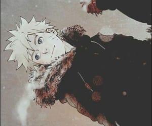 anime, blonde, and naruto image