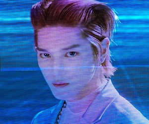 cyber, kpop, and taeyong image