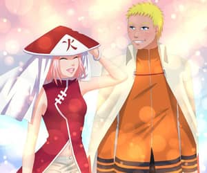 anime, naruto, and uchiha image