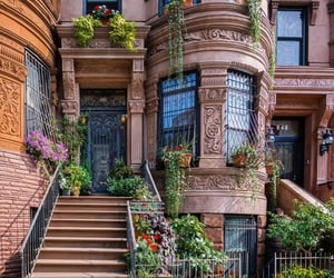 architecture, balcony, and beautiful places image