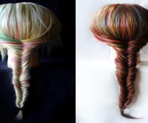 fashion, wigs, and hair wigs image