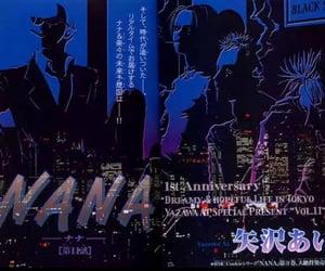 Ai Yazawa, black stones, and Nana image