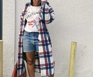 bags, style, and coats image