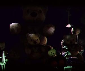 eerie, dark, and shadows image