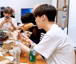 gif, jungkook, and min yoongi image