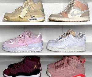 nike, sneakers, and jordans image