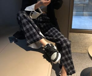 korean fashion, kstyle, and style image