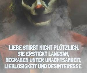 deutsch, sprüche, and joker image