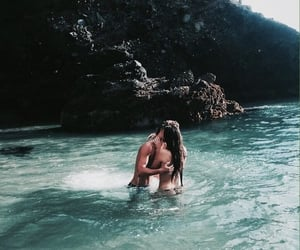 love, couple, vacation and summer