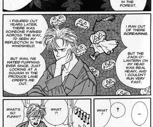anime, banana fish, and eiji image