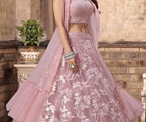 etsy, indian dress, and designer dresses image