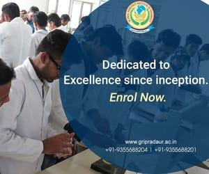 b pharma haryana, d pharmacy college, and d pharma course image