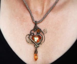 etsy, necklaces, and pendant image
