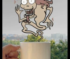 cafe, genio, and gif image