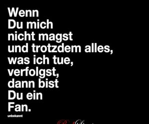 deutsch, zitat, and fan image