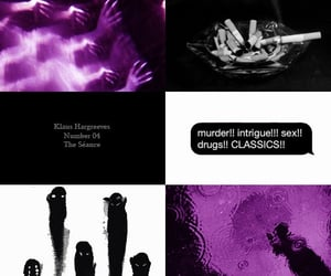 aesthetic, series, and number four image
