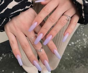 beauty, inspo, and nails image