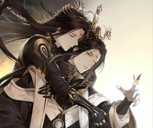 anime, fantasy, and illustration image