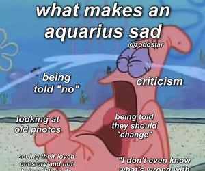 aquarius, signs, and astrology image