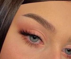 eyes, beautiful, and fashion image