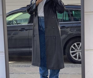 white tee shirt, wide leg jeans, and ig inspo image