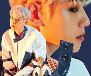 boy, kpop, and baekhyun image