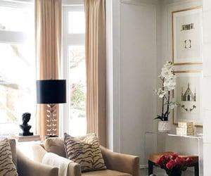 beige, black, and Blanc image
