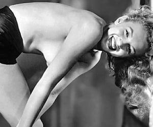 50s, christina aguilera, and Marilyn Monroe image