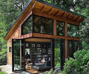 architecture, nature, and green image