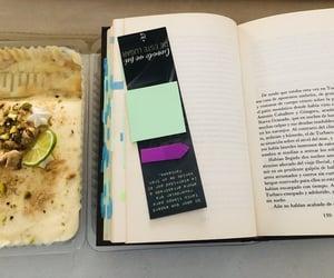 bookmark, book open, and gabriel garcia marquez image