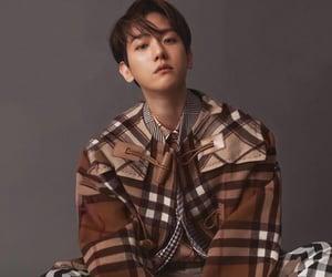 exo, baekhyun, and baekhyun photoshoot image