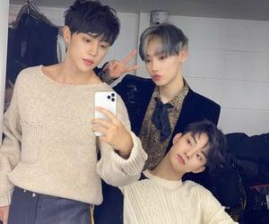 sunwoo, chanhee & changmin