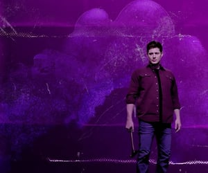 aesthetic, dean winchester, and header image