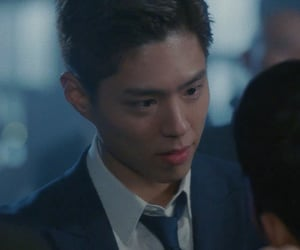 kdrama, record of youth, and park bo gum image