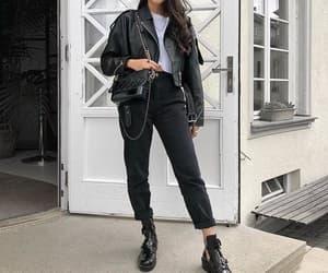 grunge, street style, and jacket image