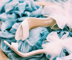 blue, style, and white image