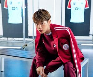 exo, baekhyun, and SM image