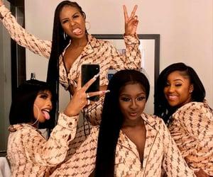 beauty, black women, and brownskingirls image
