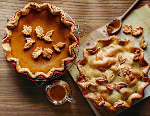 pumpkin, pie, fall and autumn